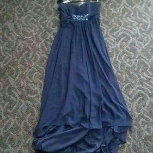 David's bridal formal gown